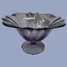 "Cambridge Lavender Heatherbloom 9"" Bowl"