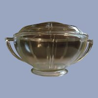 Glasbake Queen Anne Covered Casserole