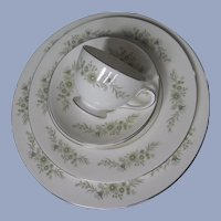 Wedgwood Westbury 5pc Place Setting, 8 Setting Available