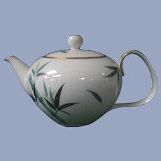 Noritake China Bamboo Tea Pot