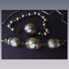 Tara Necklace & Bracelet Set