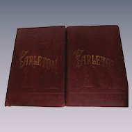 1880's Colliers, The Works of William Carleton,Vol I & 2