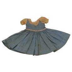 "Tagged Ideal Dress 5 1/4"" Vintage"