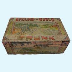 Bliss Trunk Around The World-Vintage