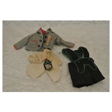 Tagged German Vintage Small Boys Original Outfit