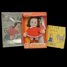 Mint In Box Little Lu Lu by Horseman with Comics