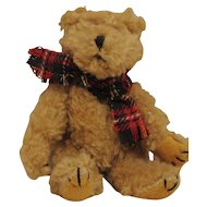 "Adorable 6"" Boyds Bear Tagged-Free Shipping"