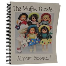 The Muffie Puzzle Book by Lillian Roth