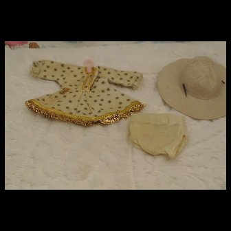 Vintage Strung Ginny Cowgirl Outfit-Ship Included