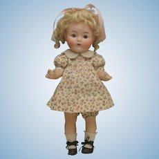 Rare Just Me Look A Like-Darling 417 Antique Googly by Heubach Koppelsdorf