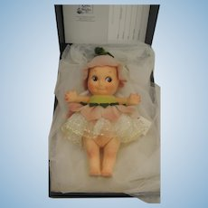 Mint In Box R. John Wright Fleur Kewpie