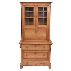 Irish Pine Secretaire