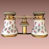 VF Antique Mignon Paris Opera Glasses ~  AS IS !  ~ These are Awesome Even with All the Damage ~ EXCELLENT TO DISPLAY!