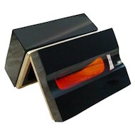 Extraordinary Murano Ruby Hinged Box  ~ Simply Wonderful for the Murano Collector!  ~ Terrific Shape!!!