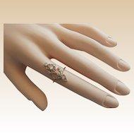 Beautiful Estate Vintage 14KARAT Diamond Ring