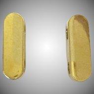 """2   14KARAT Slide Spacers For Add A Slide Bracelet  """" YES! PAIR"""""""