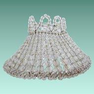 Beautiful  Crystal Beaded Lamp Shade