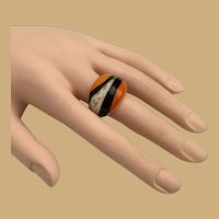 WILD Awesome Murano Ring