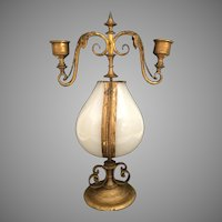 "BiG 12 ½"" 1860 Palais Royal Candelabra Scent Casket"