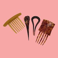 Fabulous Hair Combs Collection.