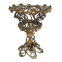 Magnificent Antique Grand Tour  Bronze Desk Tidy Stand ~ This Lovely Stand was in My Warehouse and it came Just as Pictured