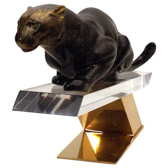 Mangani for Oggetti Ceramic Panther