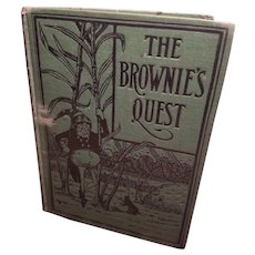 The Brownie's Quest Children's Doll Book Copyright 1905