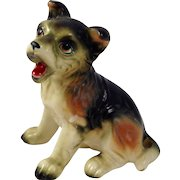 Vintage Lefton Ceramic Dog (Korea)