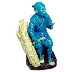 Antique Chinese Porcelain Mudman