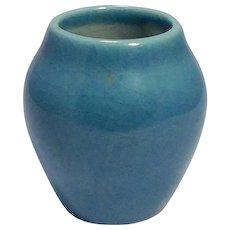 c1946 Rookwood Blue Small Vase