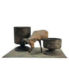 Antique Desk Object