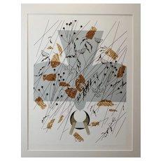 Charles Harper Serigraph Hare's Breadth