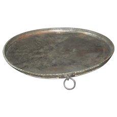 Vintage Copper Paella Pan