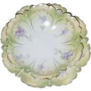 RS Germany 9 Berry Dishes 7 Plates