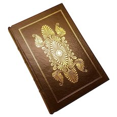 """Great Expectations"" by Charles Dickens, A Leather-Bound Book Published by The Easton Press"