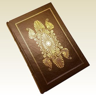 """""""Great Expectations"""" by Charles Dickens, A Leather-Bound Book Published by The Easton Press"""
