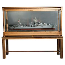 A Magnificent Scale Model of HMS Cossack