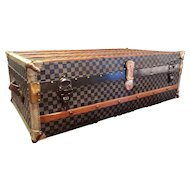 American Travel Trunk made in Boston.