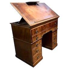 A Gillows of Lancaster Desk.
