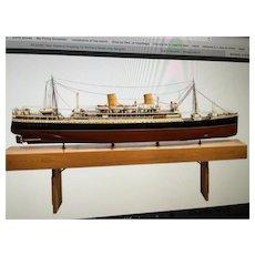 A Very Fine Shipbuilders model.