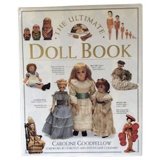 Ultimate Doll Book Reference Book