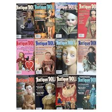 Complete Year Antique Doll Collector for Reference