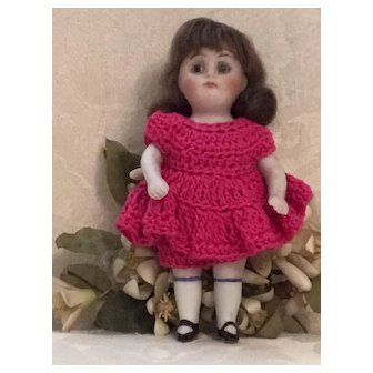 Sweet Kestner All Bisque Doll