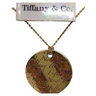 Tiffany & Co. 18K Necklace
