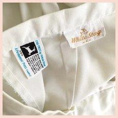 Vintage 1960s White Stag Bermuda Shorts  S