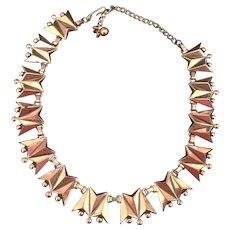 Renoir Copper Necklace