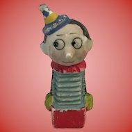 Jack in the Box figurine made in Japan
