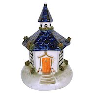 Staffordshire Cottage/Pastille Burner