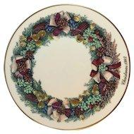 Lenox Christmas 1992 Plate