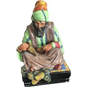 "Royal Doulton Figurine ""The Cobbler"" HN 1706 Retired"